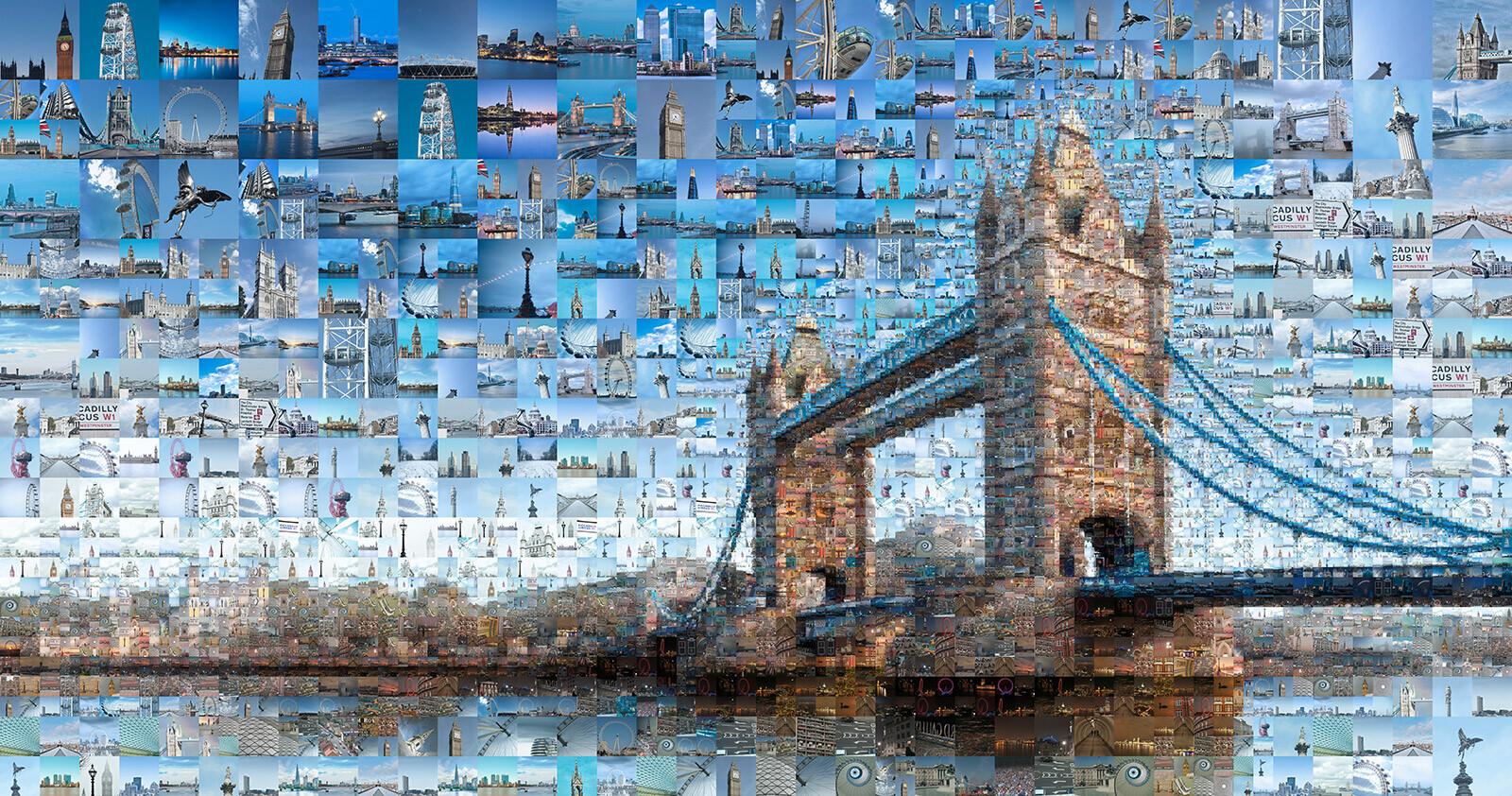 Our London II - Charis Tsevis