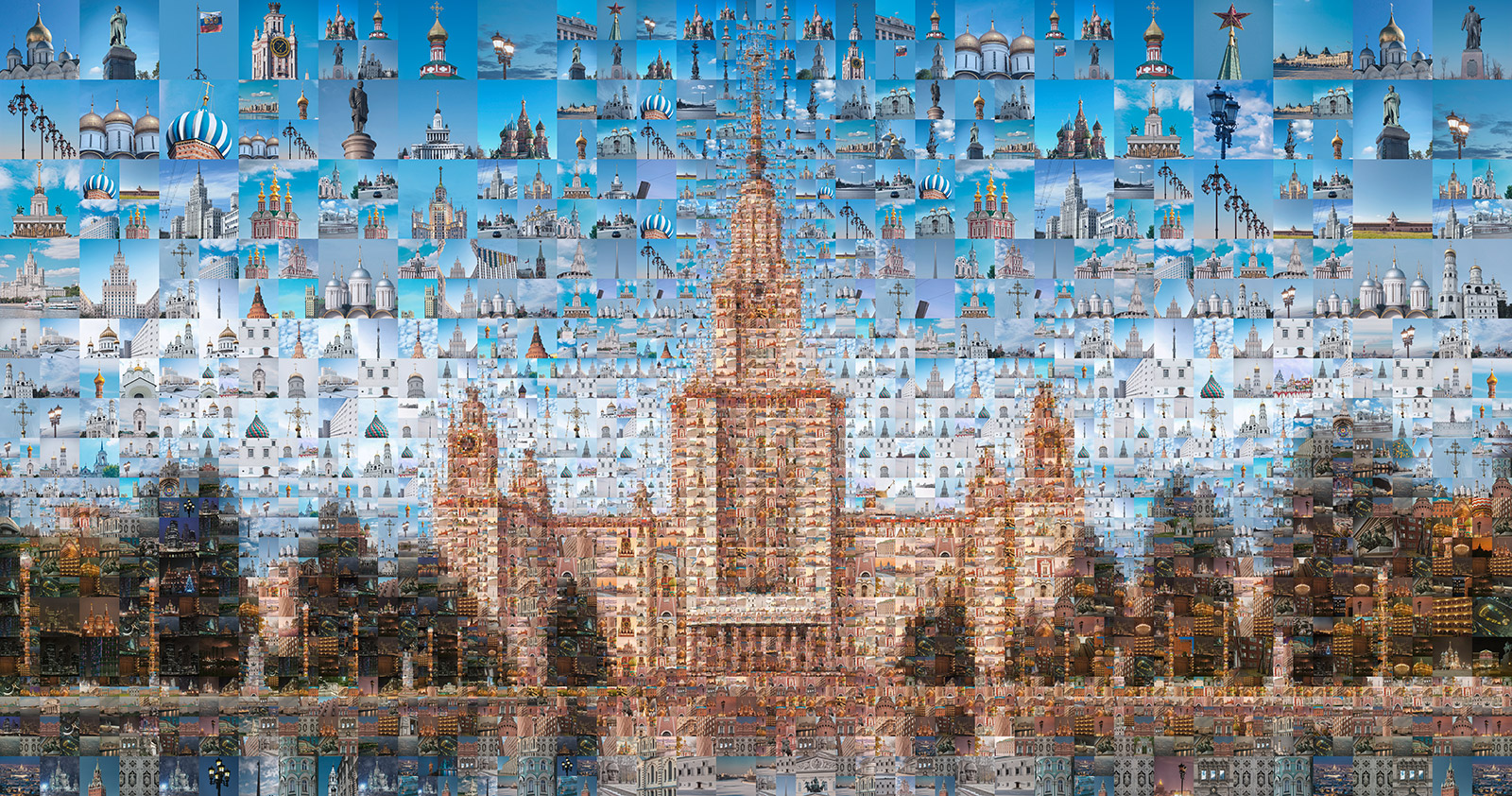 Our Moscow by Charis Tsevis