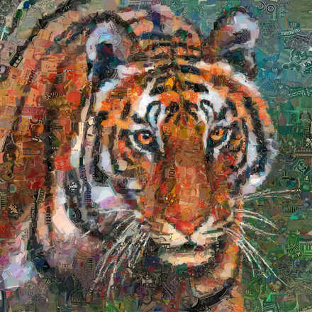 Tiger - Charis Tsevis