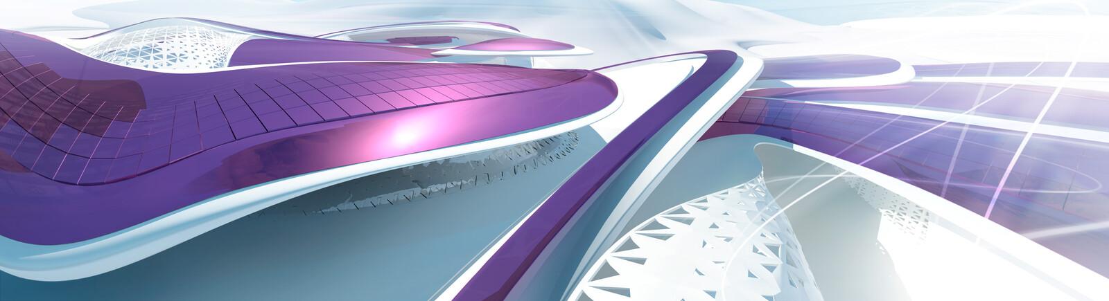 Bergen.01 (violet) - 3deluxe