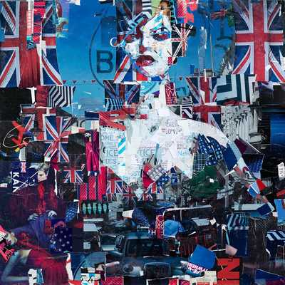 Full Volume London by Derek Gores