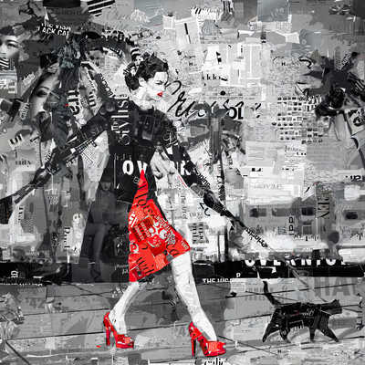 My Turn on the Catwalk by Derek Gores