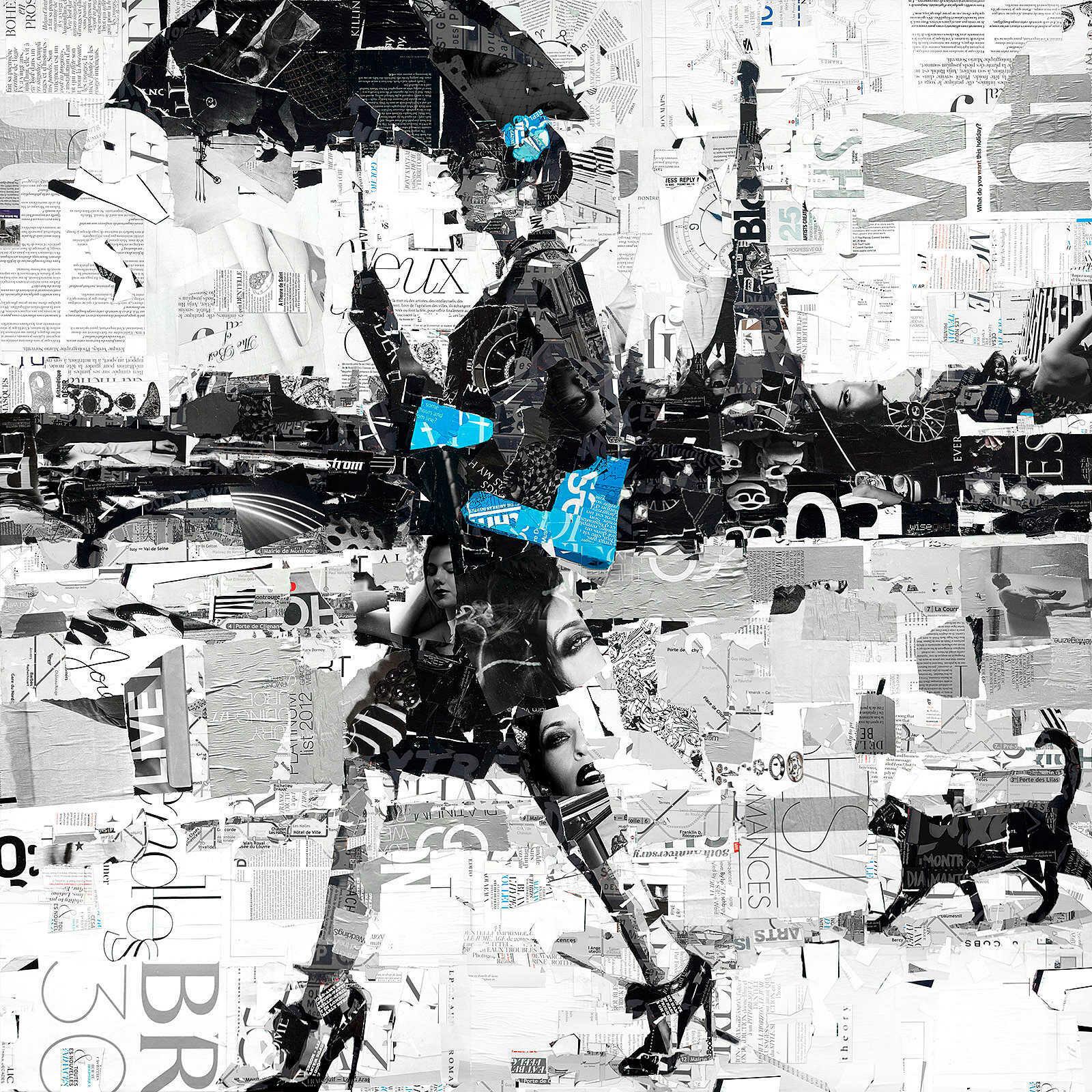 Selection - Collage Couture - Derek Gores