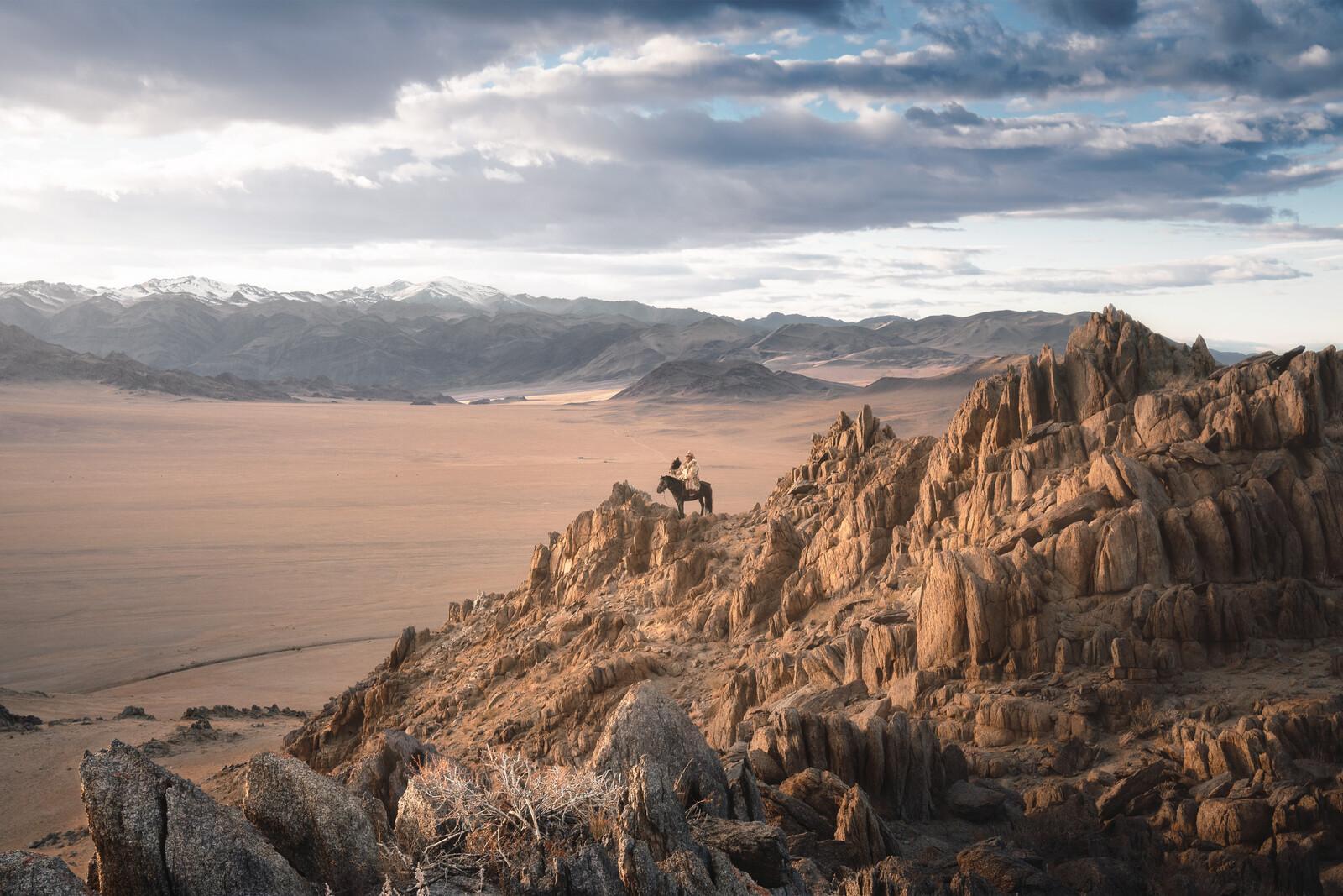 Mongolia Eagle Hunters V - Daniel Kordan