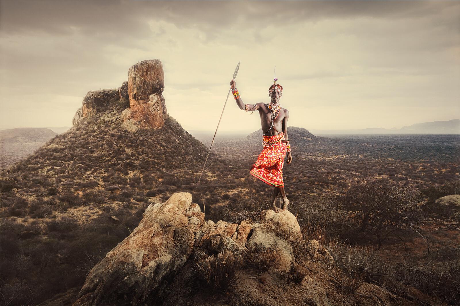 Maasai - Daniel Kordan