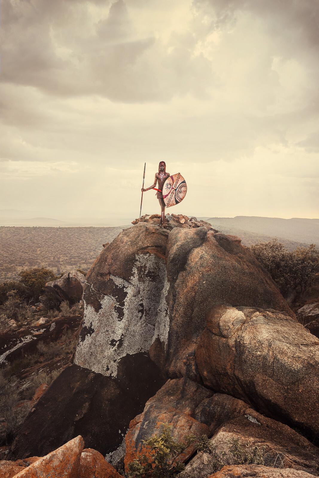 Maasai III - Daniel Kordan