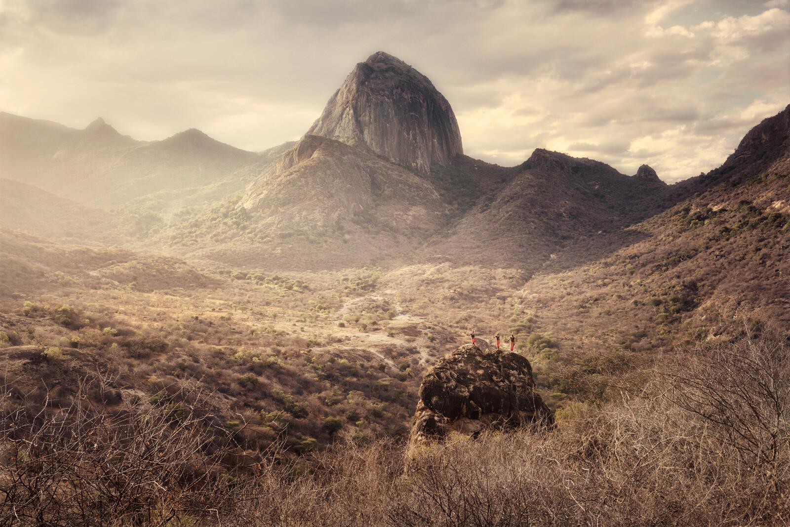 Maasai V - Daniel Kordan