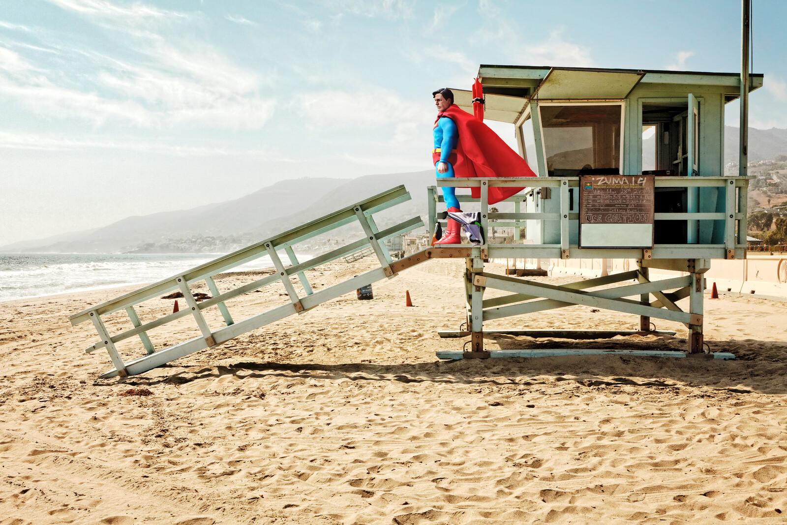 Super-Lifeguard - Daniel Picard
