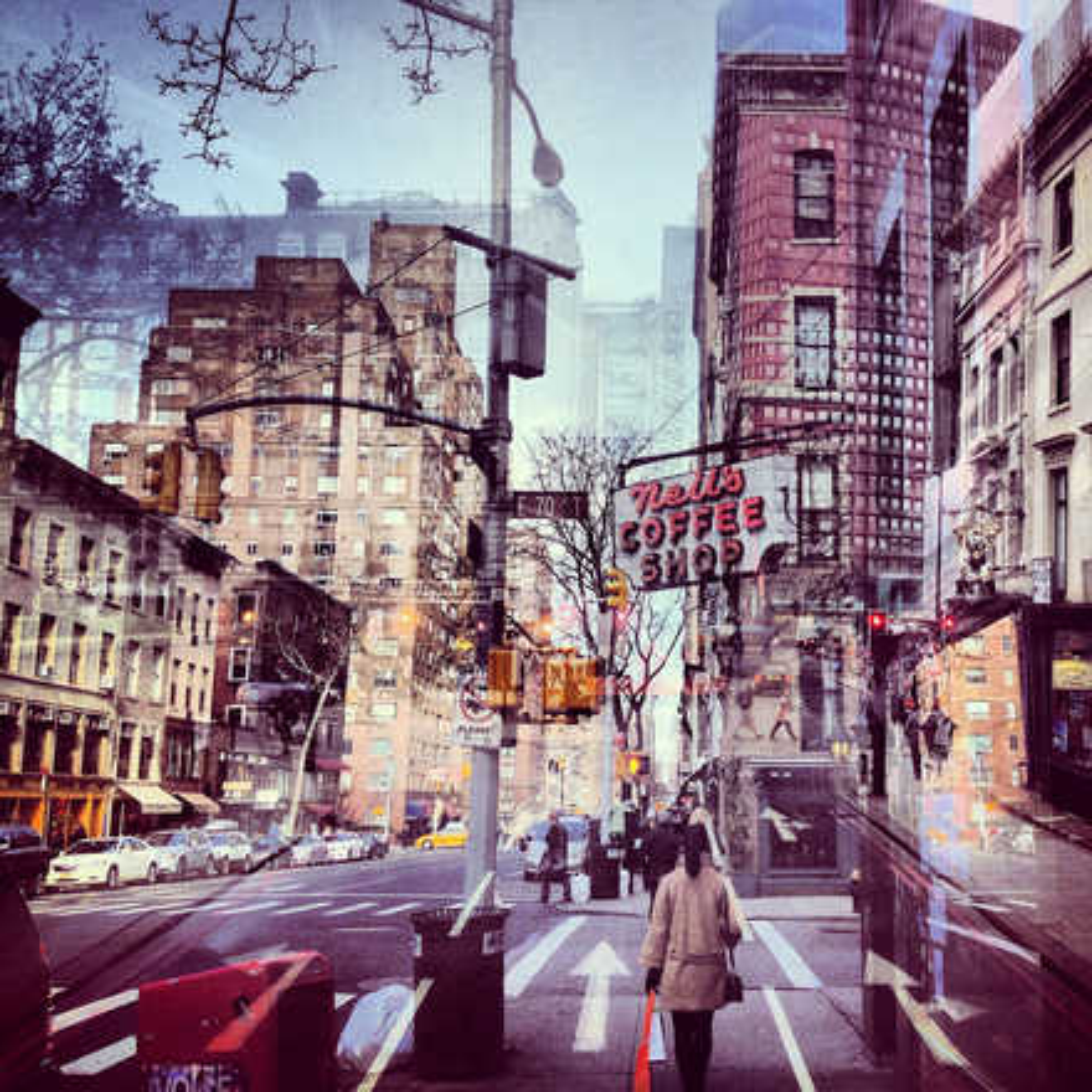 New York + London #42 - Daniella Zalcman