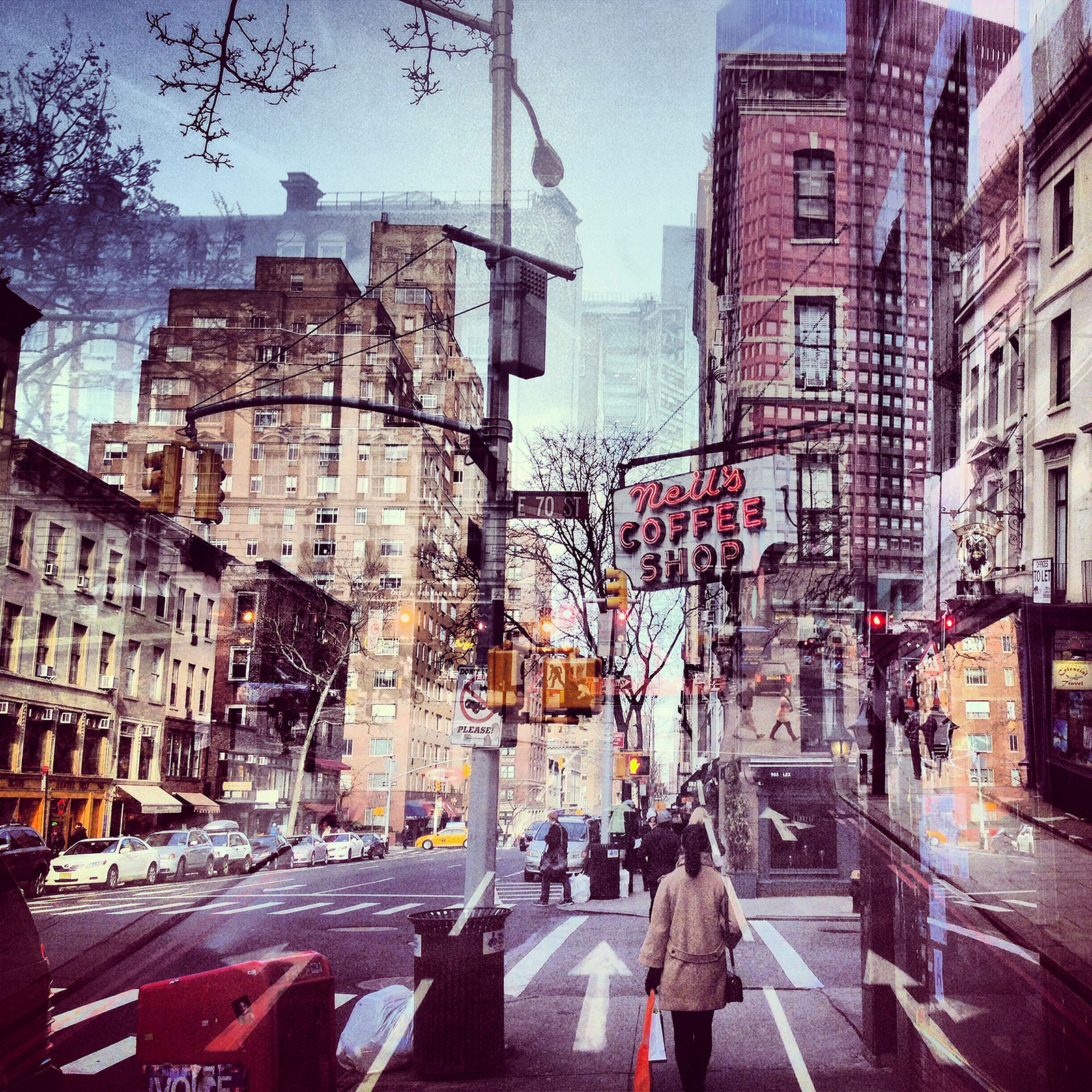 New York London 42 By Daniella Zalcman Buy Pictures