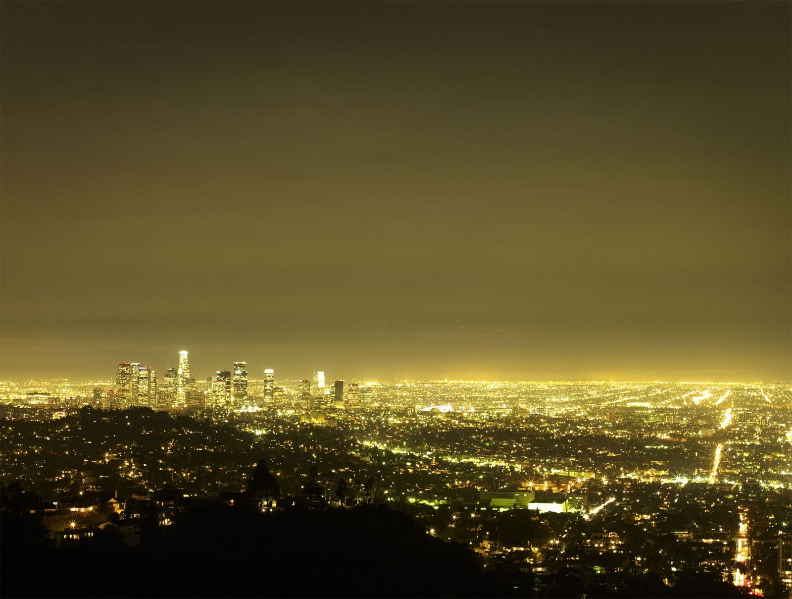 Griffith Park by Erik Chmil