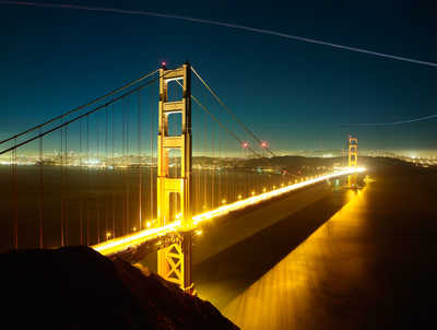 Golden Gate by Erik Chmil