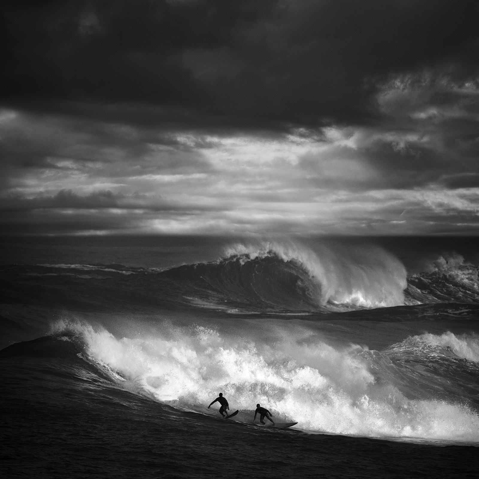North Shore Surfing #16 von Ed Freeman