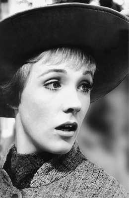 Julie Andrews as Maria I von Erich Lessing