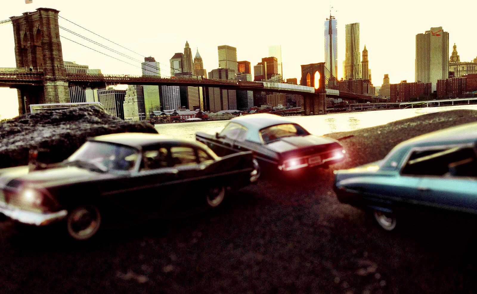 Brooklyn Night - Eric Otto