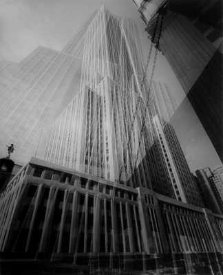 Empire State Building de Edward Steichen