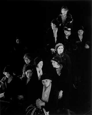Homeless Women de Edward Steichen