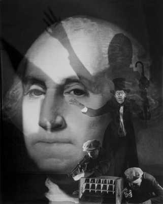 Inprovisation: George Washington von Edward Steichen