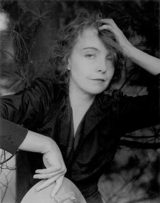 Lillian Gish by Edward Steichen