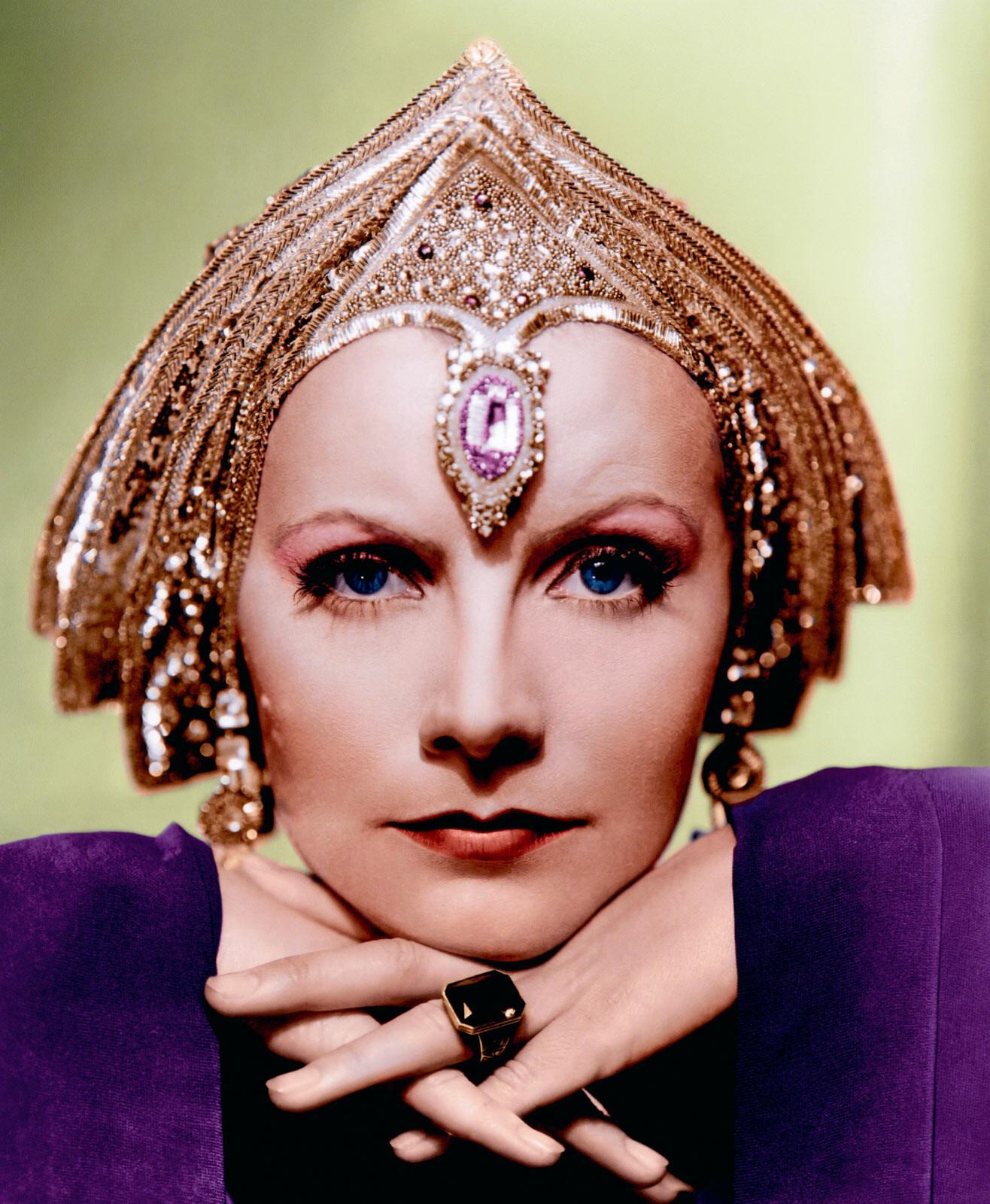 Mata Hari (Greta Garbo) - George Fitzmaurice