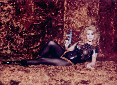 Barbarella (Jane Fonda) by Roger Vadim