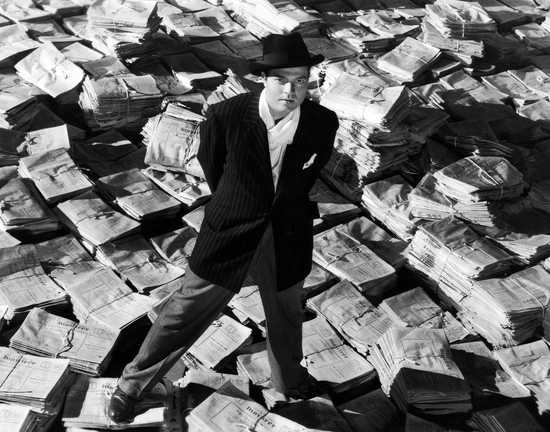 Charles Foster Kane (Orson Welles)
