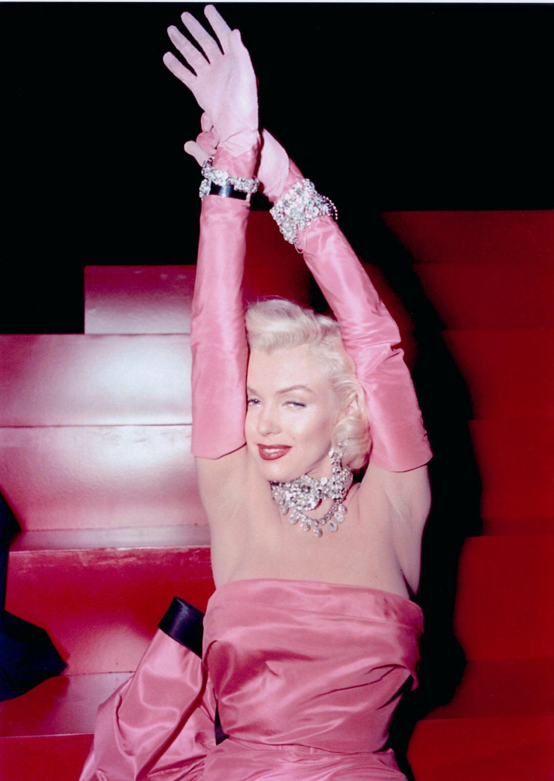 Lorelei Lee (Marilyn Monroe)  - Howard Hawks