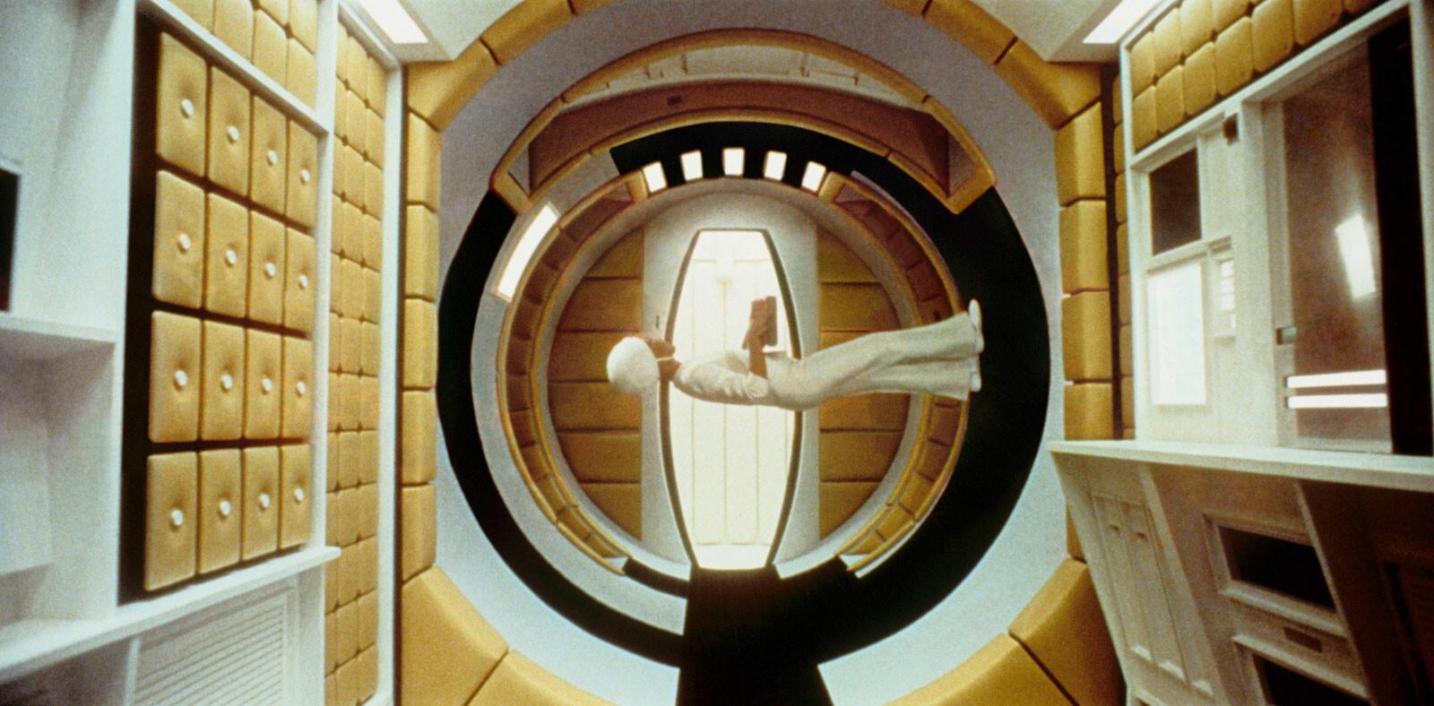 Stewardess (Edwina Carroll) - Stanley Kubrick