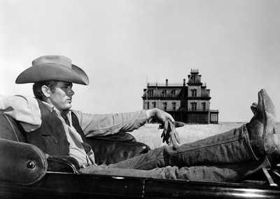 Jett Rink (James Dean) de George Stevens