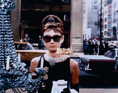 Holly Golightly (Audrey Hepburn) by Blake Edwards
