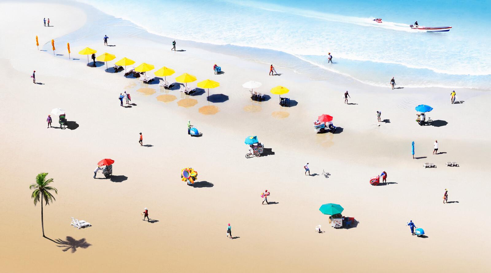 Beach II - Felipe Bedoya