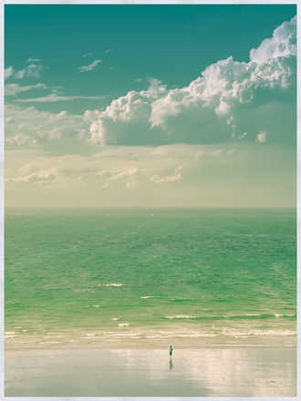 How Gentle are the Waves - Francoise Gaujour