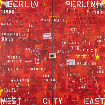 Berlin by Freddy Reitz