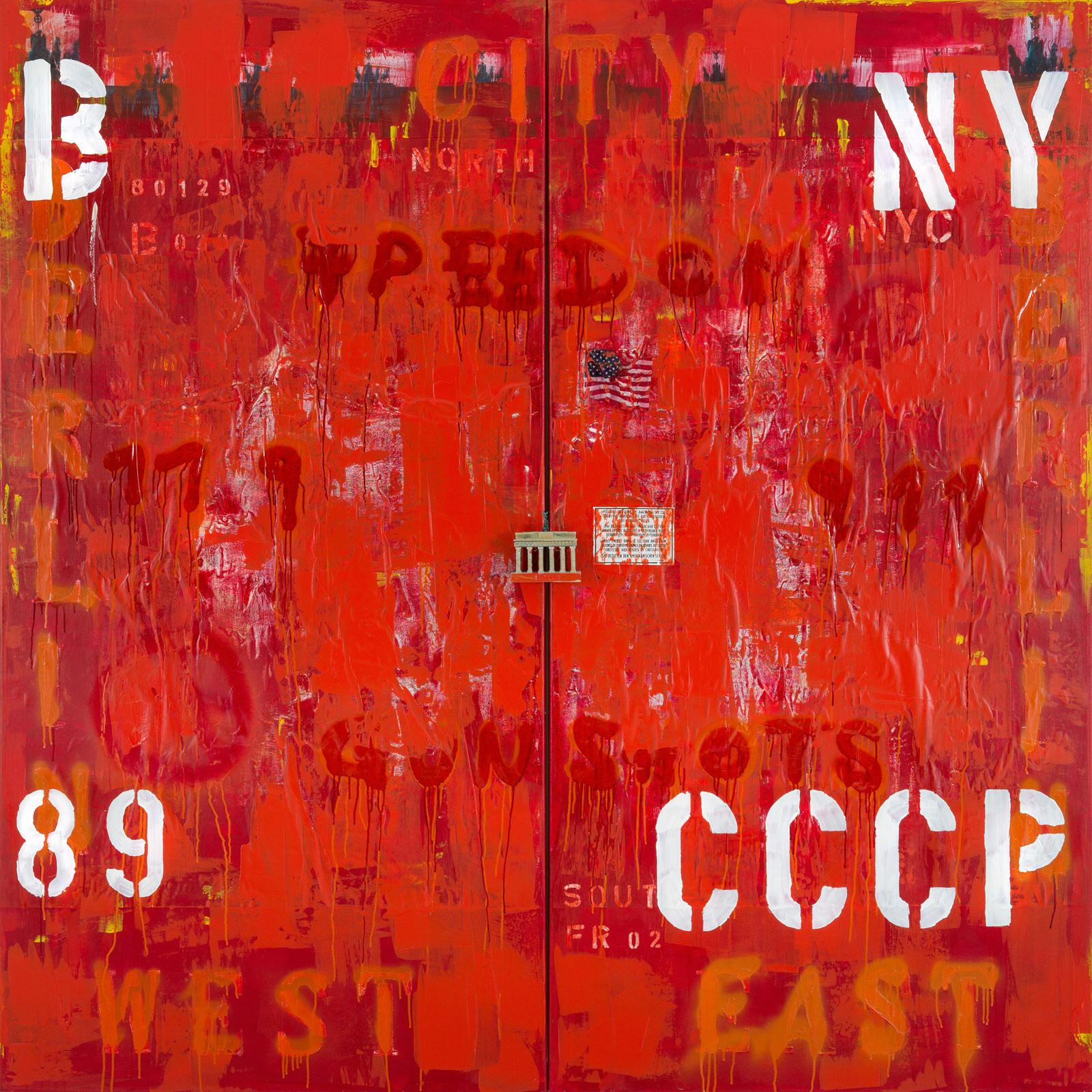 New York / CCCP - Freddy Reitz