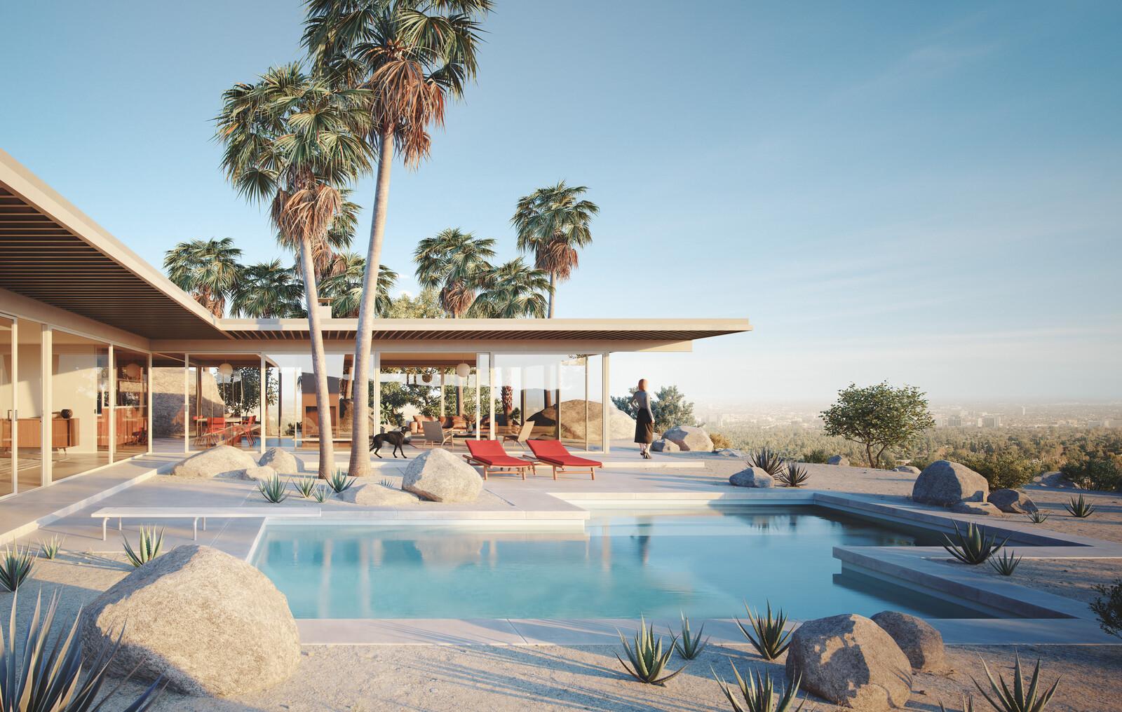 Palm Springs - Guachinarte
