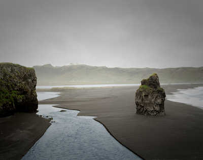 Black Beach by Henning Bock