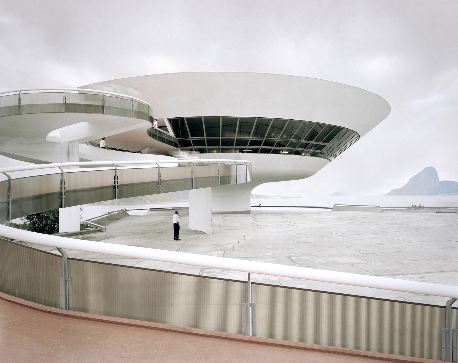 Museo de Arte Contemporânea - Henning Bock
