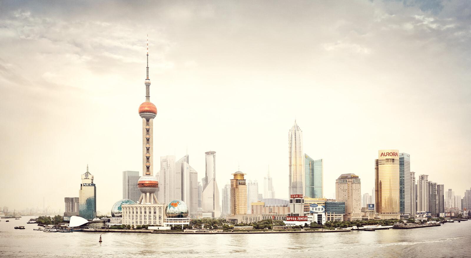 Shanghai - Henning Bock