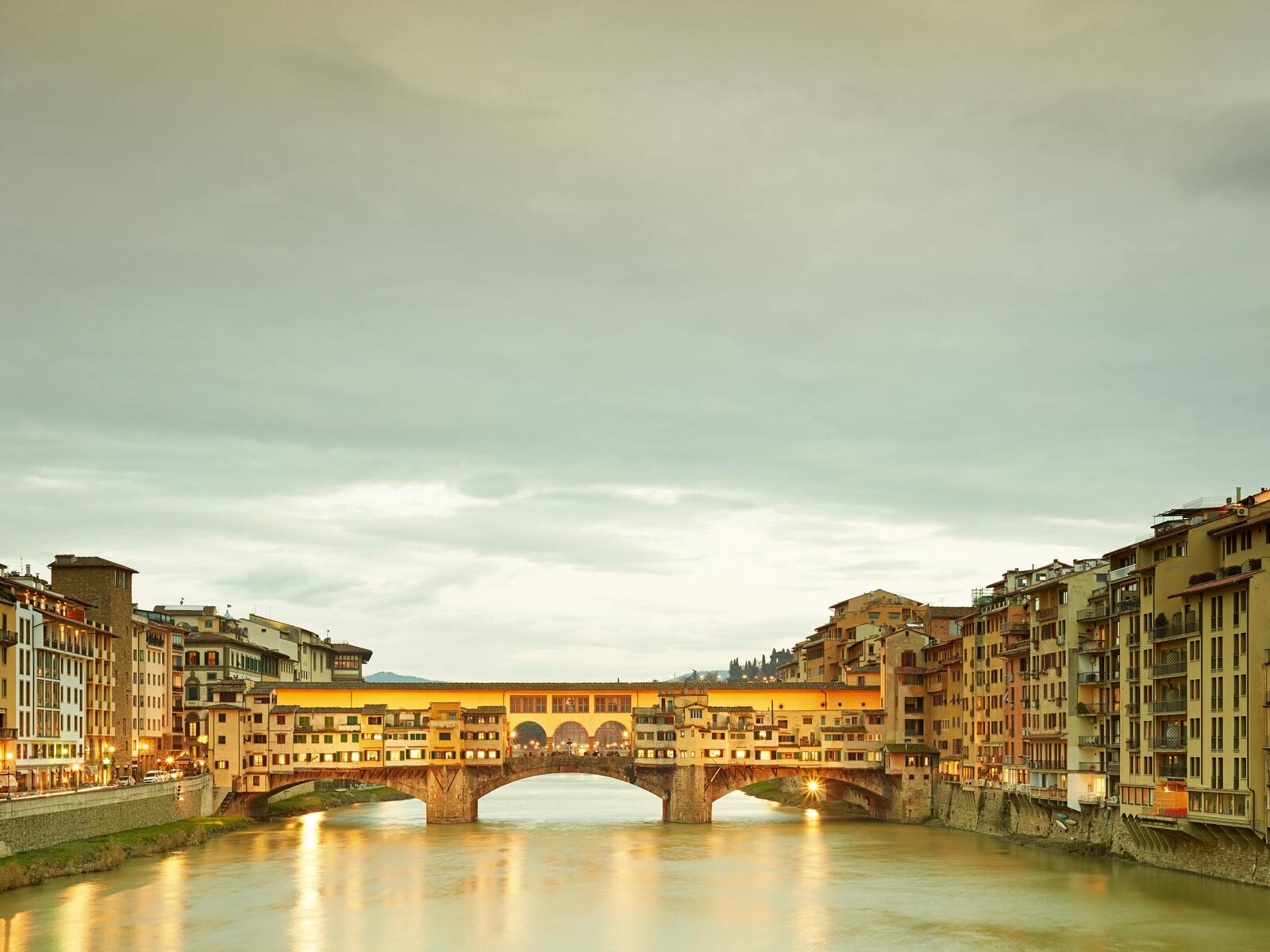 Ponte Vecchio, Florenz - Horst & Daniel  Zielske