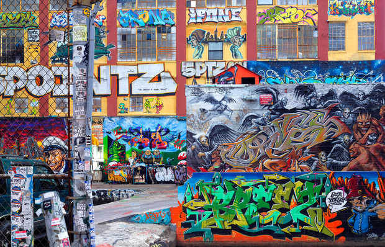 5 Pointz - Horst & Daniel  Zielske