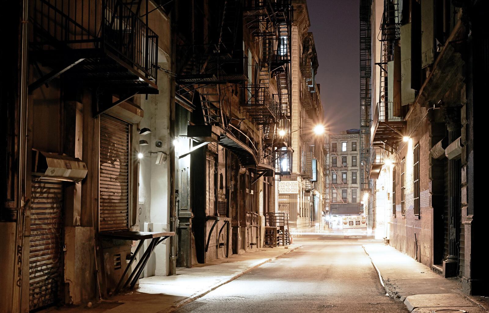Cortlandt Alley - Horst & Daniel  Zielske