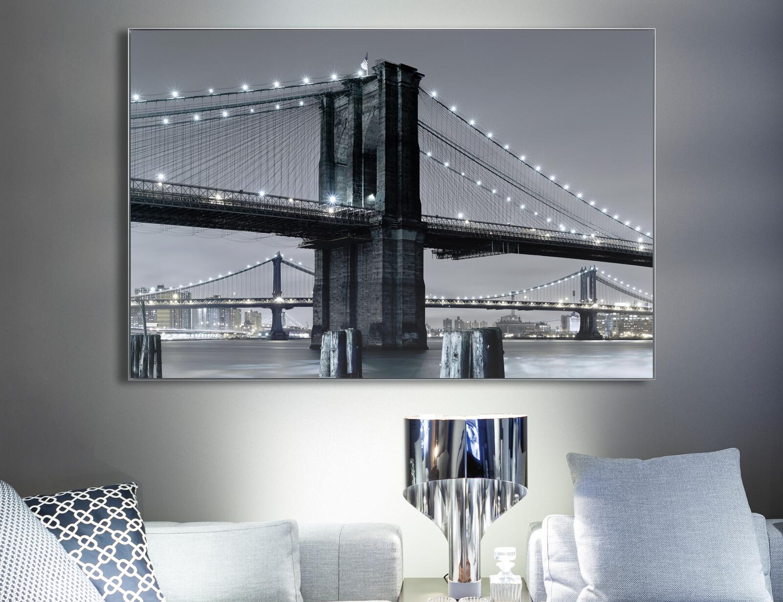 Brooklyn Bridge II - Horst & Daniel  Zielske