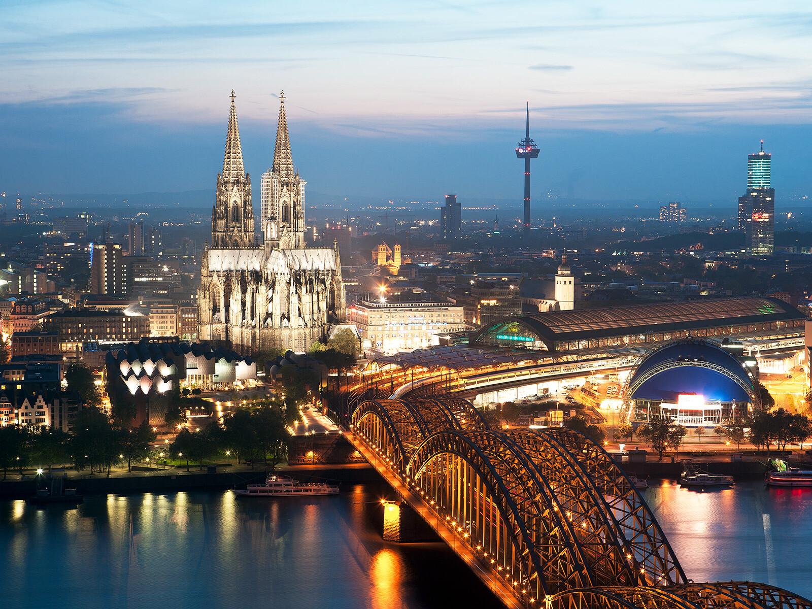 Cologne II - Horst & Daniel  Zielske