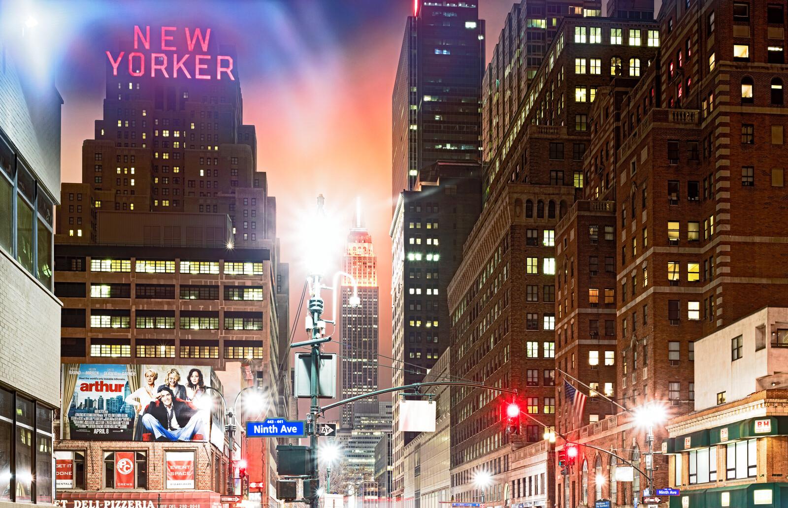 New Yorker I - Horst & Daniel  Zielske