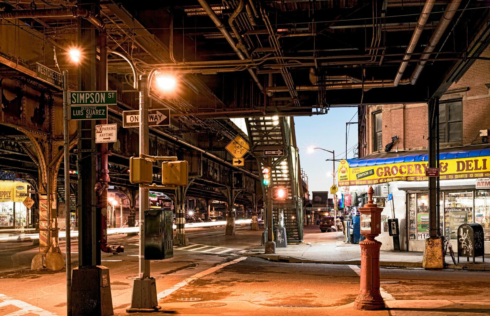 Bronx I - Horst & Daniel  Zielske