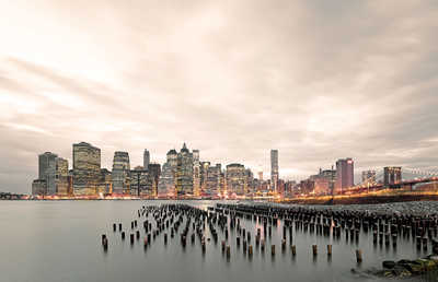 East River III by Horst & Daniel Zielske