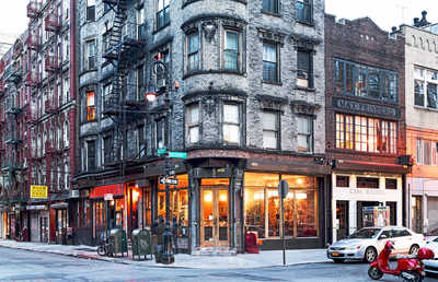 Corner of Orchard Street and Broome Street de Horst & Daniel Zielske