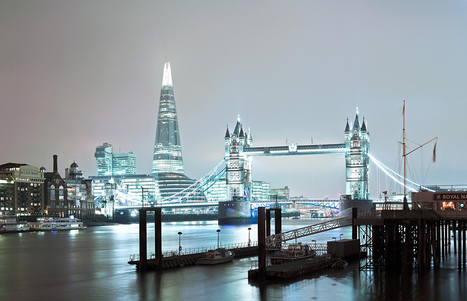 River Thames III - Horst & Daniel  Zielske