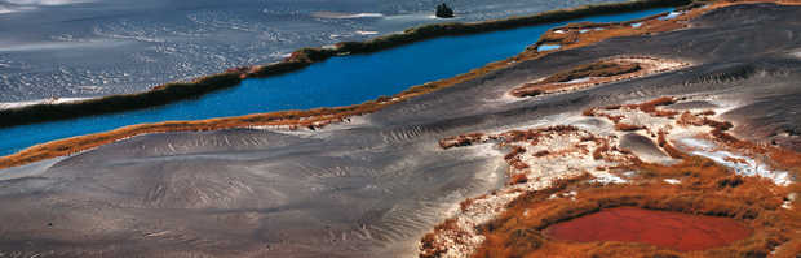 Wau an Namus, Red Lake / Libya - Hans Gasser