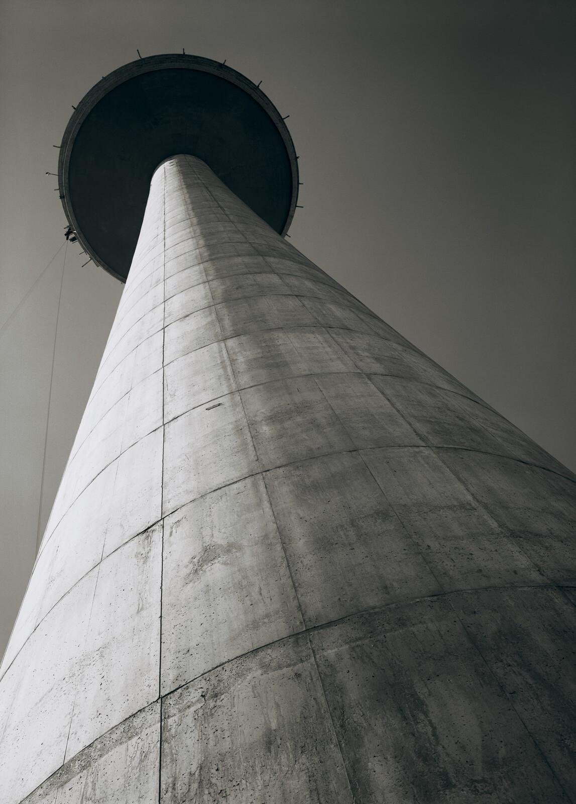 Fernsehturm Hannover - Heinrich Heidersberger